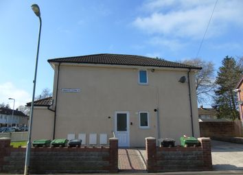 Thumbnail 2 bed flat for sale in Perrots Close, Fairwater, Cardiff