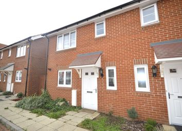 Thumbnail 3 bed terraced house to rent in Offord Grove, Leavesden, Watford
