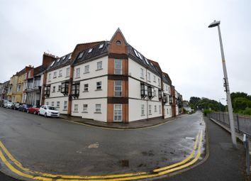 Thumbnail 3 bedroom flat for sale in Clareston Court, Station Road, Tenby