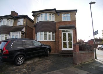 Thumbnail 3 bed detached house to rent in Baring Road, New Barnet