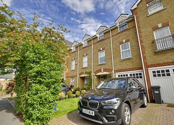 Thumbnail 5 bed terraced house for sale in Draper Close, Isleworth