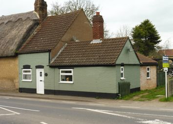 Thumbnail 2 bed property for sale in Deeping Road, Baston, Peterborough