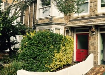 Thumbnail 1 bed flat to rent in Tolver Place, Penzance