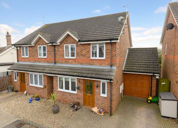 Thumbnail 3 bed semi-detached house for sale in The Hampshires, Maidstone