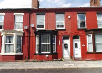 Thumbnail 3 bed terraced house to rent in Alwyn Street, Liverpool