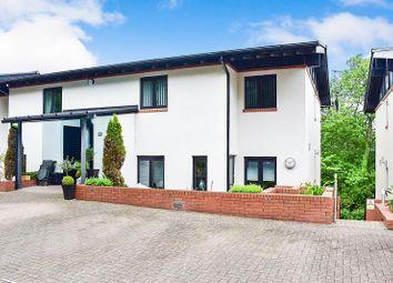 Thumbnail 2 bed flat for sale in Woodridge, Cefn Glas, Bridgend.