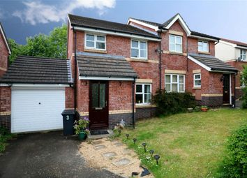 Thumbnail 3 bed semi-detached house to rent in Armstrong Close, Thornbury, Bristol