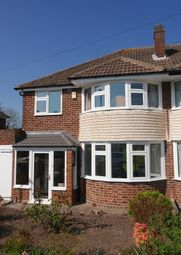 Thumbnail 3 bed semi-detached house to rent in Salisbury Drive, Water Orton, West Midlands
