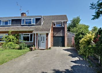 4 bed semi-detached house for sale in Laurel Close, North Warnborough, Hook RG29