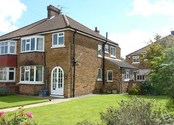 Thumbnail 3 bed semi-detached house for sale in The Cresta, Grimsby