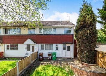Thumbnail 3 bed end terrace house for sale in Catherine Close, Bulwell, Nottingham, Nottinghamshire