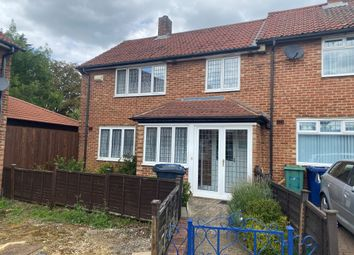 3 bed end terrace house for sale in Bancroft Court, Northolt UB5