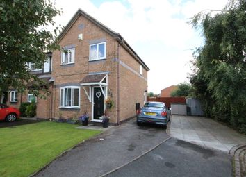 Thumbnail 3 bed mews house for sale in Lacy Avenue, Penwortham, Preston