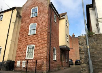 Thumbnail 4 bed end terrace house for sale in Kings Arms Street, North Walsham