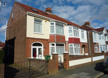 Thumbnail 4 bedroom end terrace house to rent in Beechwood Road, Portsmouth