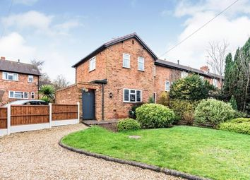Thumbnail 3 bed end terrace house for sale in Millmoor Avenue, Armitage, Rugeley, Staffordshire