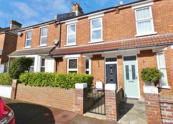 Thumbnail 2 bed terraced house for sale in Birling Street, Eastbourne