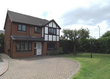 Thumbnail 5 bed detached house for sale in Lulworth Close, Brandlesholme, Bury, Greater Manchester