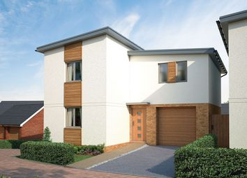 "Thumbnail 4 bedroom detached house for sale in ""The Fairlead"" at New Road, Teignmouth"