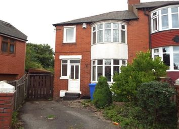 Thumbnail 3 bedroom semi-detached house to rent in Oswestry Road, Sheffield