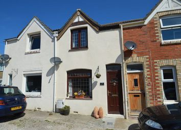 Thumbnail 2 bed terraced house for sale in Browns Crescent, Chickerell, Weymouth