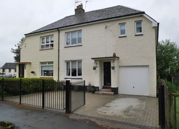 Thumbnail 3 bed semi-detached house for sale in Braehead Quadrant, Neilston