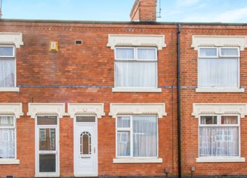 Thumbnail 3 bed terraced house for sale in Moat Road, North Evington, Leicester