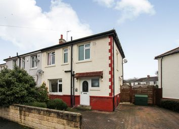 Thumbnail 3 bed semi-detached house for sale in Wyvil Crescent, Ilkley