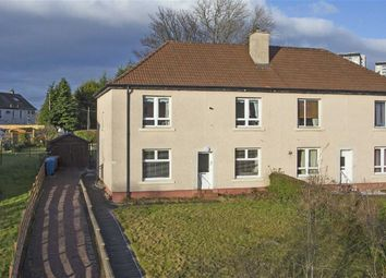 Thumbnail 2 bed flat for sale in Pikeman Road, Knightswood, Glasgow