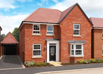 """Thumbnail 4 bed detached house for sale in """"Holden"""" at Ellerbeck Avenue, Nunthorpe, Middlesbrough"""