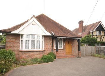 Thumbnail 3 bed bungalow to rent in Lye Green Road, Chesham