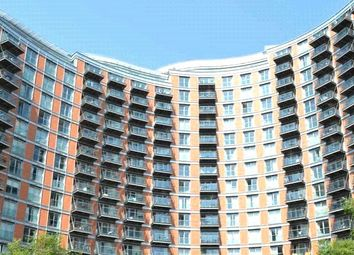 Thumbnail 1 bed property to rent in New Providence Wharf, Faimont Avenue, London