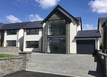 Thumbnail 4 bed detached house for sale in Oldway, Bishopston, Swansea