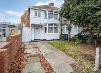 3 bed semi-detached house to rent in Sarehole Road, Hall Green, Birmingham B28