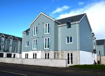 Thumbnail 1 bed flat to rent in Gwealdues Court, Falmouth Road, Helston