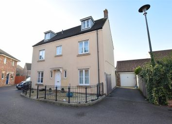 Thumbnail 5 bed detached house for sale in Bailey Court, Portishead, Bristol