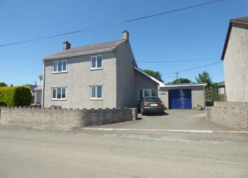 Thumbnail 4 bed detached house for sale in Llanbedrgoch, Anglesey