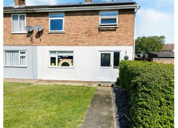 Thumbnail 4 bed end terrace house for sale in Fallowfield Walk, Bury St. Edmunds