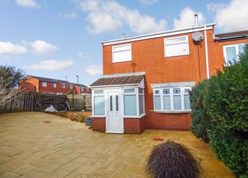 3 bed semi-detached house for sale in Rowell Close, Sunderland SR2