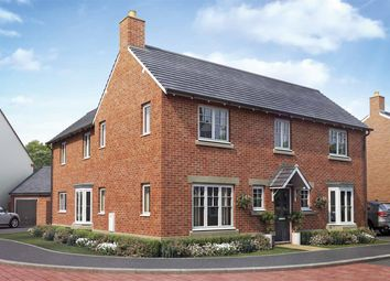 Thumbnail 4 bed detached house for sale in Brunel Road, Cam, Dursley