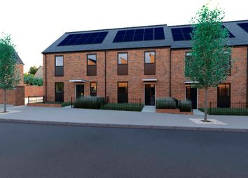 Thumbnail 3 bed end terrace house for sale in Elmsbrook, Phase 2, Bicester