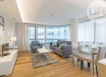 Thumbnail 2 bed flat to rent in Canaletto Tower, 257 City Road, London, London