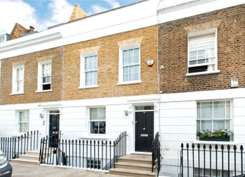 Thumbnail 3 bedroom terraced house for sale in Hasker Street, London