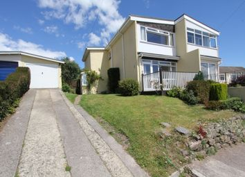 Thumbnail 3 bedroom semi-detached house for sale in Heather Close, Newton Abbot