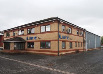 Light industrial to let in 3 Castell Close, (Former Life Gym), Castell Close, Enterprise Park, Swansea, Swansea SA7