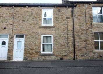 Thumbnail 1 bed terraced house for sale in Garden Terrace, Ryton