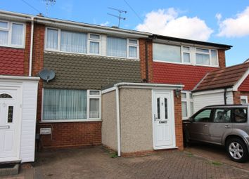 Thumbnail 3 bed terraced house for sale in Brampton Close, Stanford-Le-Hope