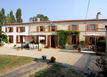 Thumbnail 4 bed property for sale in Bercloux, Poitou-Charentes, France