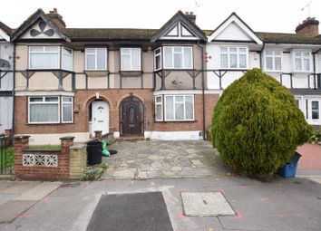 Thumbnail 3 bed terraced house for sale in Gresham Drive, Chadwell Heath, Romford