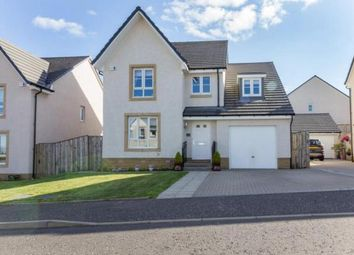 Thumbnail 4 bedroom detached house for sale in Balgownie Drive, Westerwood, Cumbernauld, North Lanarkshire
